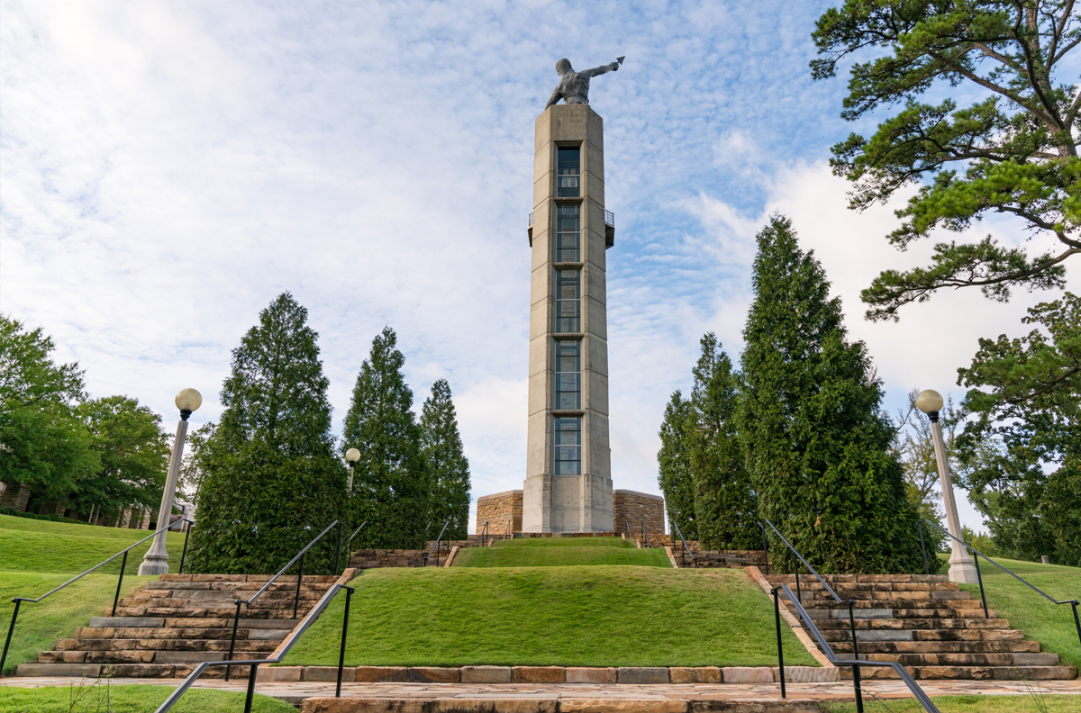 Vulcan Park Observation Tower