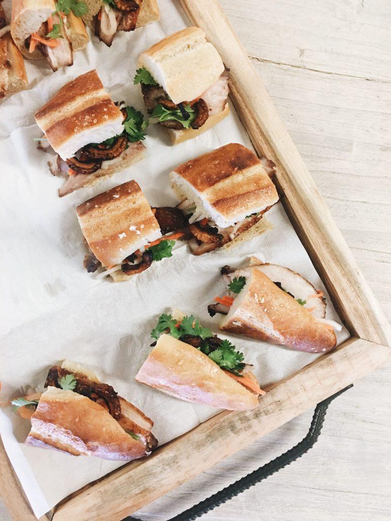 Pork Belly Sandwich