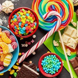 Favorite Candy Around the World