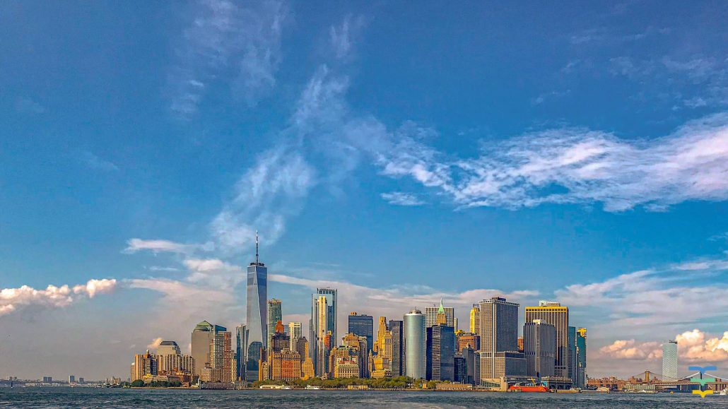 New York City Skyline Virtual Background