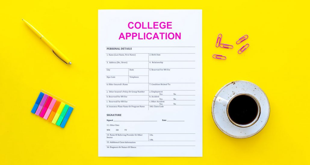 College Admissions Process in Covid